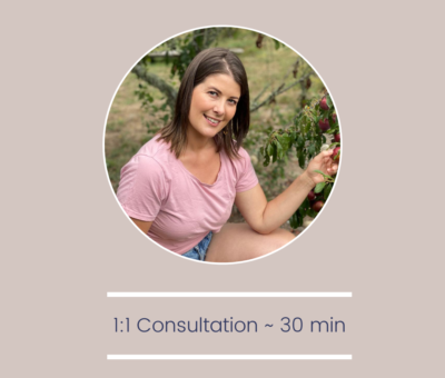 30-Minute Follow Up Consultation